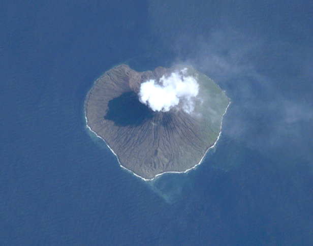Volcán Tinakula